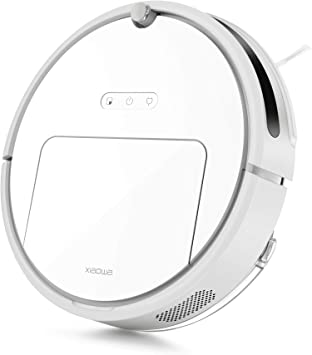 Roborock E20 Robot Vacuum Cleaner, Vacuum and Mop Robotic Vacuum Cleaner, 1800Pa Strong Suction, App Control, Route Planning for Pet Hair, Hard Floor, ...
