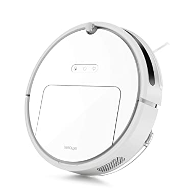Roborock E20 Robot Vacuum Cleaner, Vacuum and Mop Robotic Vacuum Cleaner, 1800Pa Strong Suction, App Control, Route Planning for Pet Hair, Hard Floor, Carpet