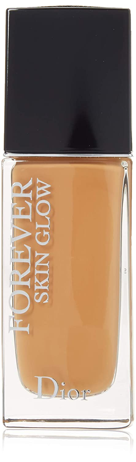 Dior Forever by Christian Dior Skin Glow 24h Skin Caring Foundation 4, 5n Neutral/glow Spf 35, 1.0 Ounce