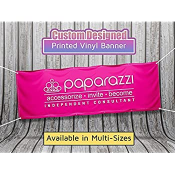 picture about Printable Paparazzi Signs known as : 2feet x 6feet Paparazzi Banner - Paparazzi Banner