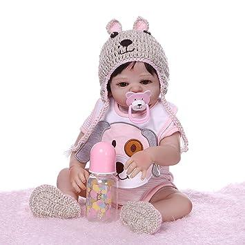 VIVIANU - Muñeca realista de cuerpo completo de silicona ...