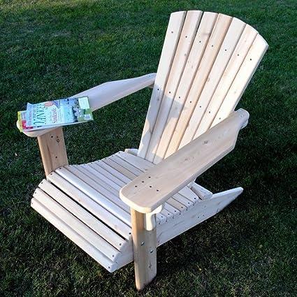 Awe Inspiring Adirondack Chair Hand Made In Vermont Amazon Ca Home Kitchen Interior Design Ideas Gentotryabchikinfo