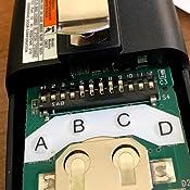 Overhead Door Garage Door Opener Master Remote Control