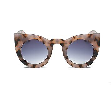Who I Am Ojos Grandes De La Caja Gafas De Sol Polarizadas De Conducción Del Gato