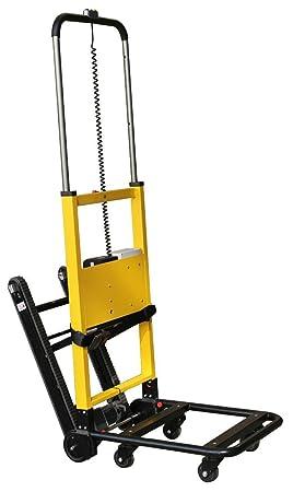 Electric Dolly carrito de transporte para subir por escaleras - motorizado resistente carretilla de mano carro: Amazon.es: Oficina y papelería