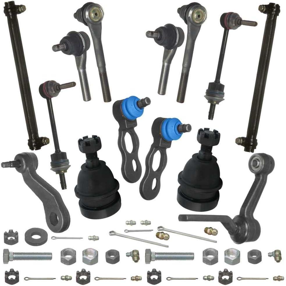 Auto Shack SUSPKG264 14 Piece Chassis Suspension Kit
