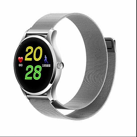 Reloj Inteligente Bluetooth Deportivo de Pulsera con Alertas de ...