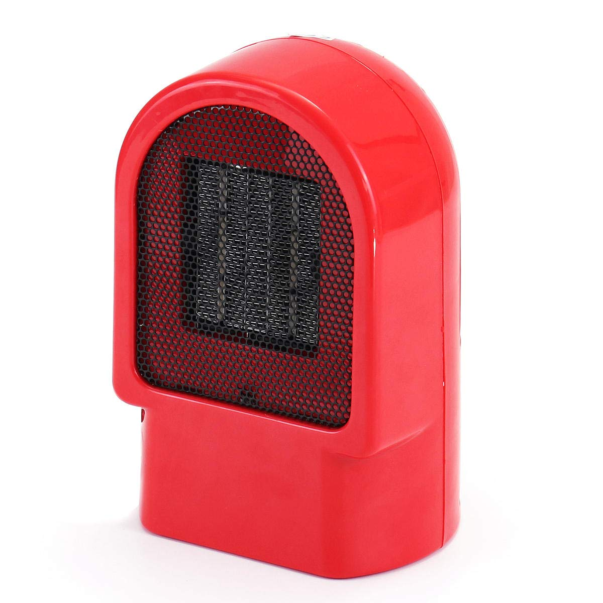 F.S.M. Red Mini Heater Small Desktop Heater Electric Heater Portable Winter Warmer Fan Camping Heating Device - #1 by F.S.M.
