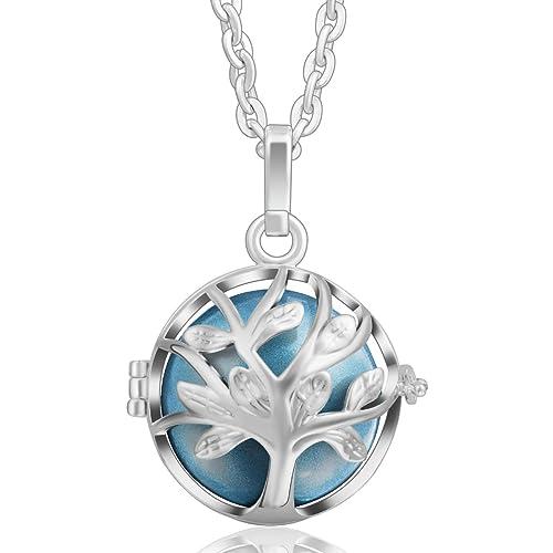 94ef87279d2f Eudora Harmony Ball Colgante el árbol de la Vida