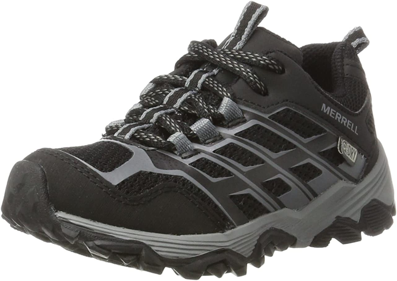 Merrell Boys Moab FST Low WTRPF Hiking Shoe