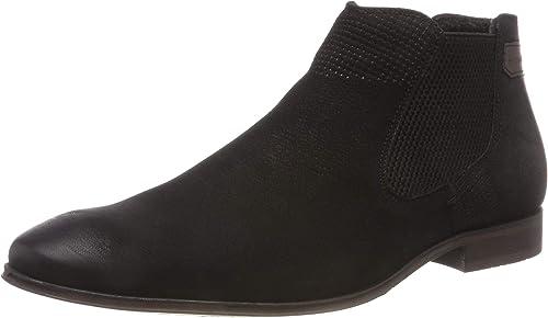 bugatti Herren 311101303500 Klassische Stiefel Kurzschaft Stiefel