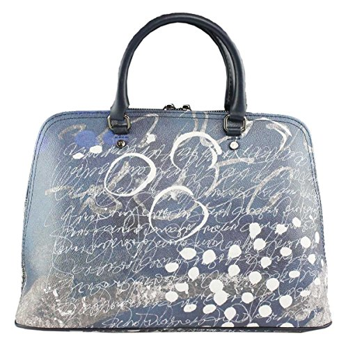 BORSA DONNA Y NOT? BUGATTI BAG FUN BLUE I425