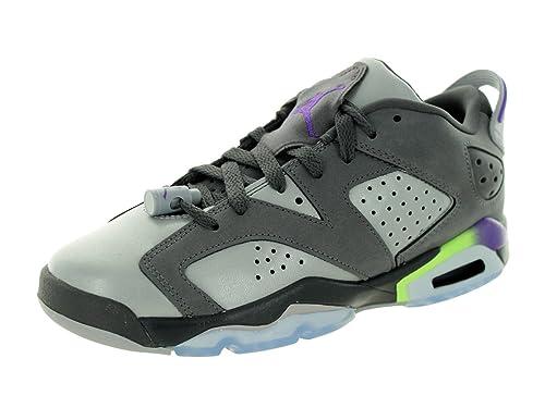 459d84be3142  768878-008  AIR Jordan AJ 6 Retro Low GG Grade School Sneakers AIR