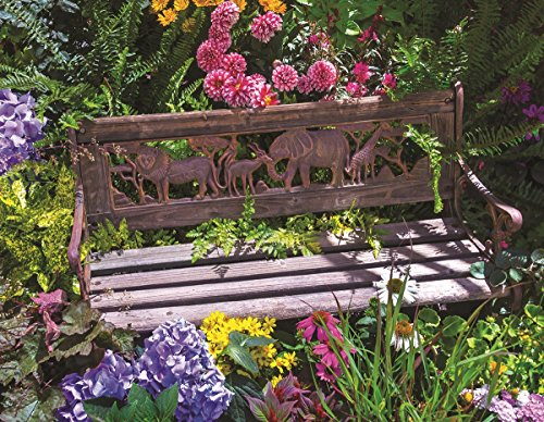 Springbok Puzzles - Tranquil Times - 350 Piece Jigsaw Puzzle - Large 23.5 Inches by 18 Inches Puzzle - Made in USA - Unique Cut Interlocking Pieces - Large Pieces - Easy to Pick and Place