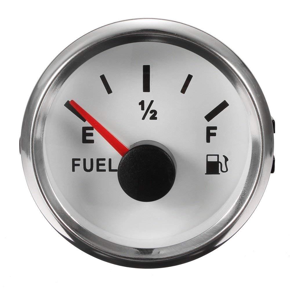 ELING Fuel Level Gauge Meter 240-33ohm 52mm With Backlight 9-32V by ELING
