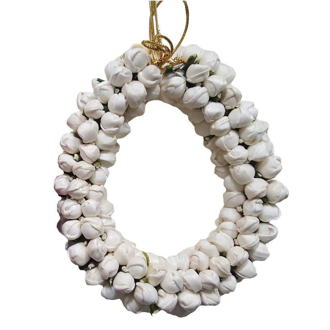 Generic Smark Fashion Shopperrz Jasmine Flower Hair Accessories, White product image