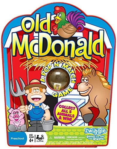 Old McDonald - A Pop n' Match Game Pkg/6