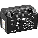 YUASA YTX7A-BS 【バイク用バッテリー FTX7A-BS/GTX7A-BS/KTX7A-BS互換】