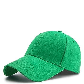 JJZZ Gorra de béisbol para Gorras de béisbol Sombrero del Sol del ...