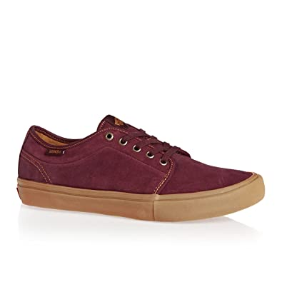 Vans Skateboard Shoes Chukka Low Pro Port/Gum Size 8