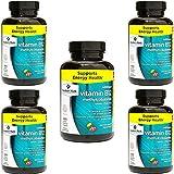 MM Sublingual Vitamin B12 5000mcg methylcobalamin (300 ct.) by Members Mark (5 Pack)
