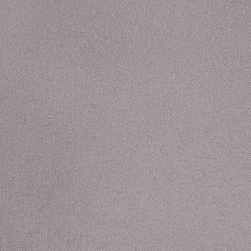 AmazonBasics Microfiber Sheet Set - Twin Extra-Long, Dark Grey by AmazonBasics (Image #1)
