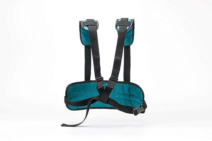 HANSHI - Cinturón de seguridad acolchado para sillas de ruedas ...