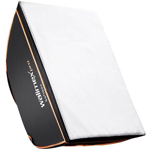 Walimex pro Softbox plus ol 60x200cm Broncolor