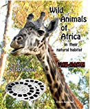 Viewmaster WILD ANIMALS OF AFRICA - In their natural habitat - 3 Reels 21 3D Images