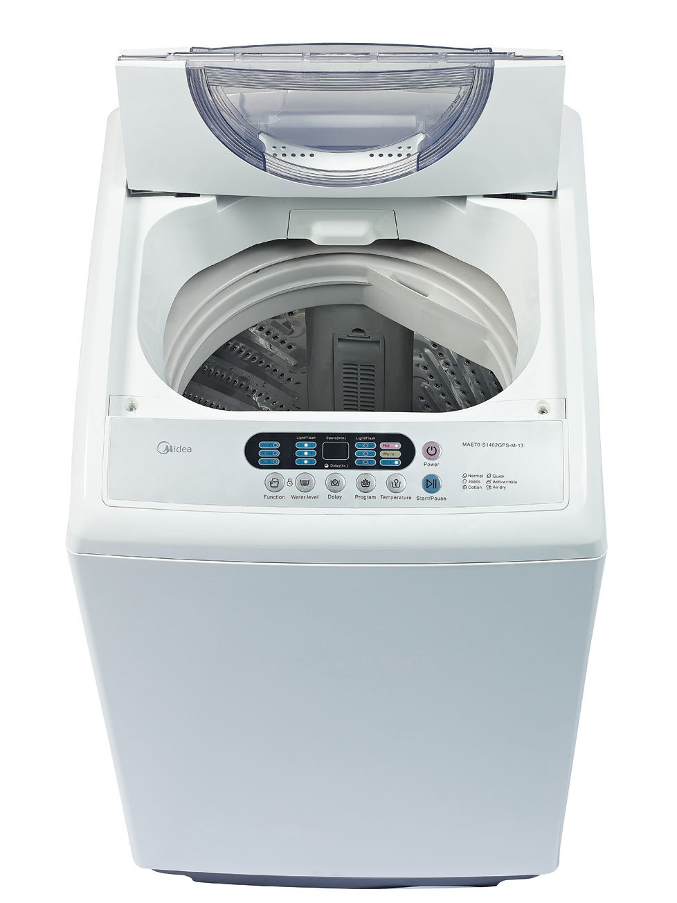 Best top load washers on the market - Amazon Com Midea 3kg Compact Portable Washing Machine Washer Mar30 P0501gp 0 9 Cu Ft 6 6 Lbs Appliances