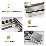 Sheet Pan,Cookie Sheet,Heavy Duty Stainless Steel