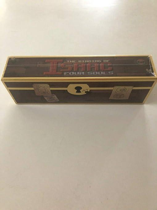 The Binding of Isaac: Four Souls Gold Box Edition - Kickstarter Exclusive: Amazon.es: Juguetes y juegos