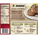 Jimmy Dean, Fully Cooked Turkey Sausage Patty, 8