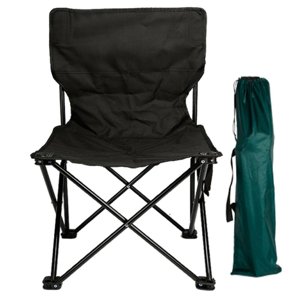 YUJIE Klappstuhl Im Freien Ultra Leicht Liegestuhl Tragbar Camping Urlaub Barbecue Mini Stuhl