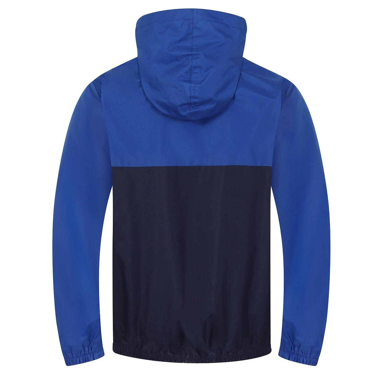 Chelsea Football Club Official Soccer Gift Boys Shower Jacket Windbreaker