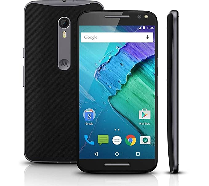 Motorola Moto X Style Xt1572 Black 16gb Amazon In Electronics