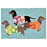 Liora Manne FT012A55544 Whimsy Island Fun Rug, Indoor/Outdoor, Scatter Size, Multicolored