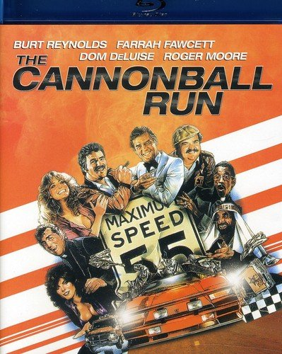 The Cannonball Run [Blu-ray] (Best Comic Runs Ever)