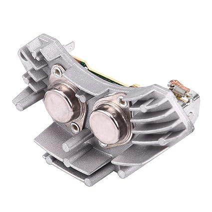 Amazon com: Duokon Aluminum Heater Blower Motor Resistor Smart Sense