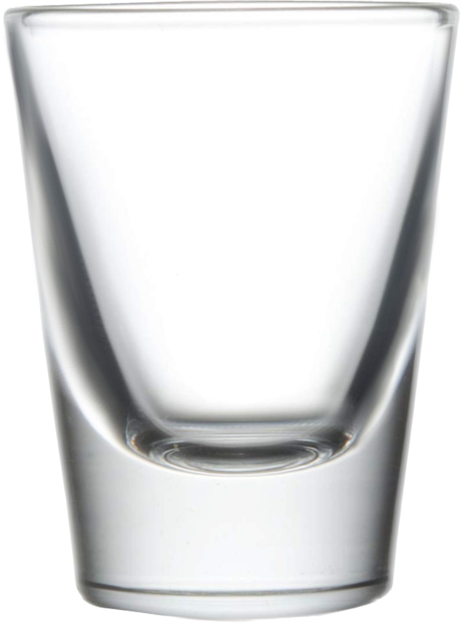 Circleware 042735 Huge Set of 36, Austria Shot Heavy Base Drinking Whiskey Glass Glassware Cups for Vodka, Brandy, Bourbon & Best Selling Liquor Beverages, Limited Edition, 36pc by Circleware (Image #2)