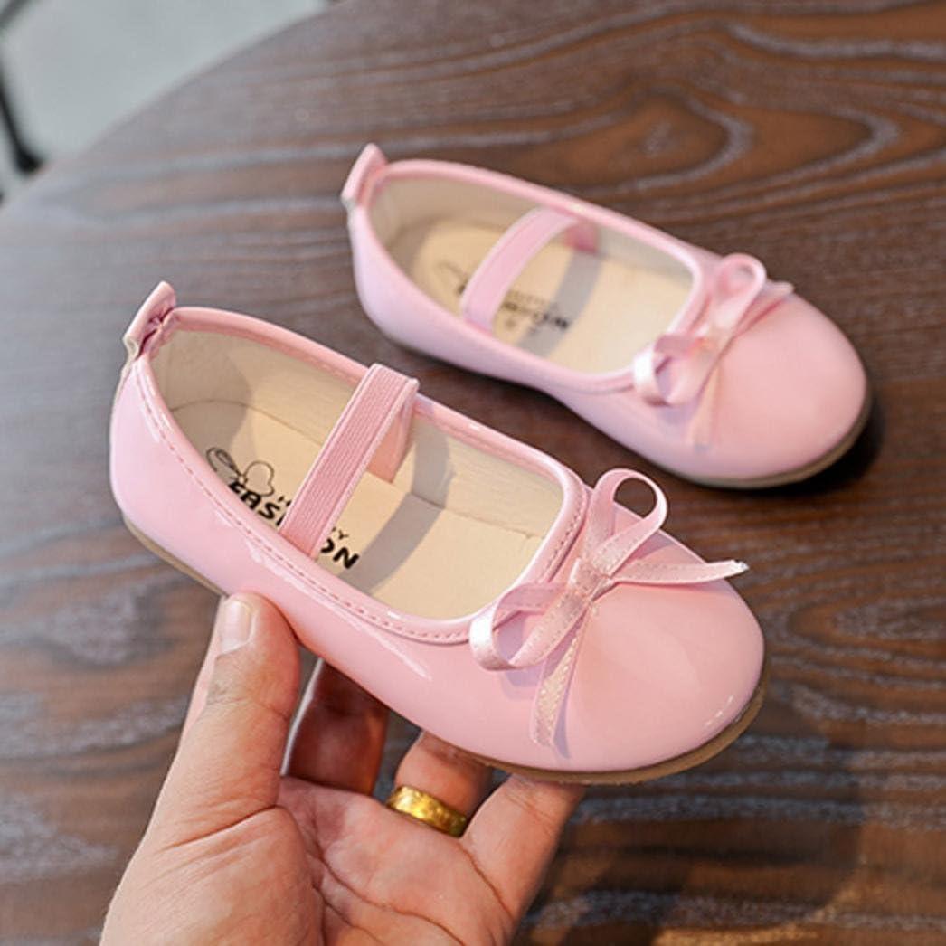 Amazon.com: Moonker - Zapatos de princesa para niñas de 3 a ...
