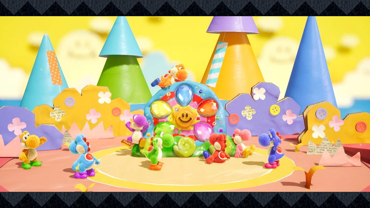 Yoshi's Crafted World - Nintendo Switch by Nintendo (Image #11)