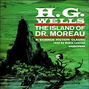 The Island of Dr. Moreau Audiobook