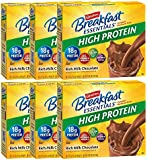 Carnation Breakfast Essentials High Protein Powder Drink Mix, Rich Milk Chocolate, 8 Count per pack, 10.56 Ounce, Pack…