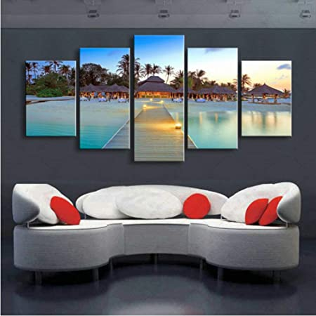 shuyinju Sin Marco Fotos Decoración para el hogar Sala de ...
