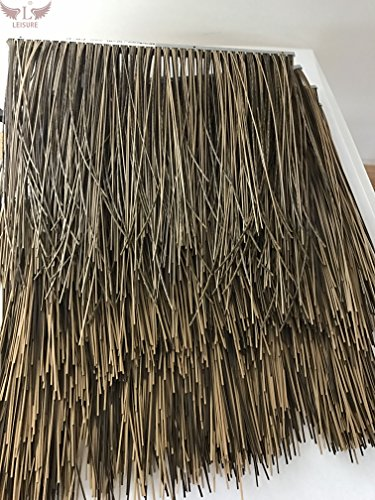 Leisure Thatch synthetic artificial thatch PE-YZ8879 (Price for 10 square meter, total 80 pieces) by Leisure Thatch (Image #6)