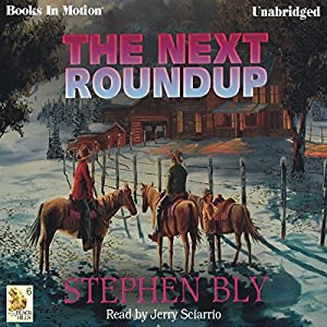 The Next Roundup Audiobook