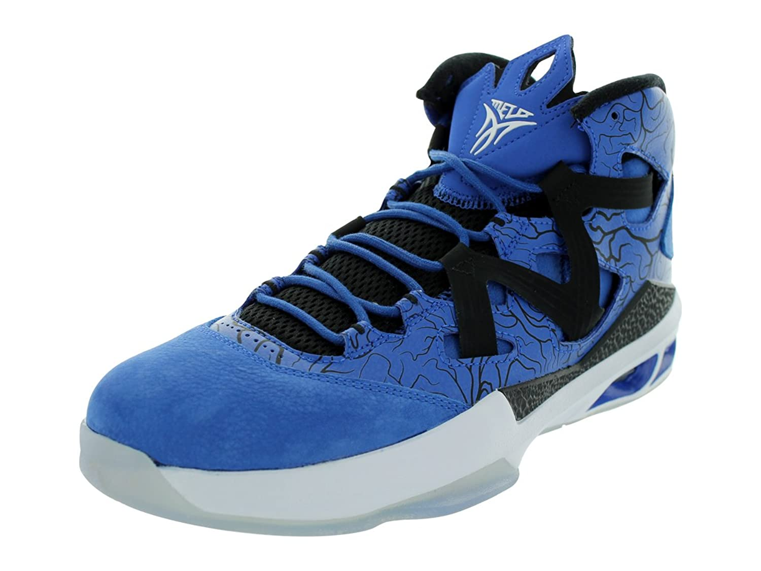 Nike Men's Jordan Melo M9 Game Royal/White/Black Basketball Shoes 9 Men US:  Amazon.in: Shoes & Handbags