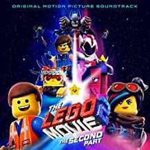 'The Lego Movie 2: The Second Part' soundtrack