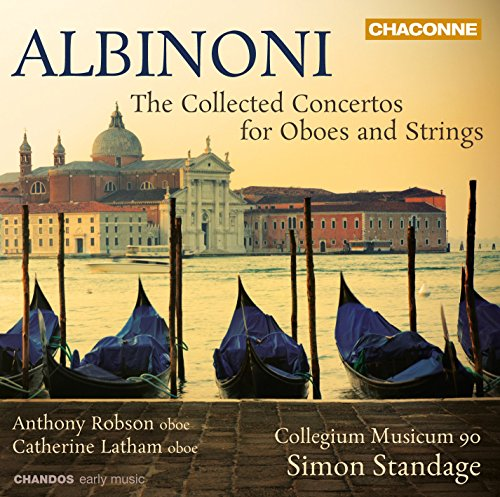 Albinoni: The Collected Concertos for Oboes & (Albinoni Oboe)